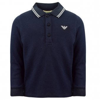 Emporio Armani Polo Shirt Navy