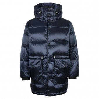 Emporio Armani Down Jacket Navy