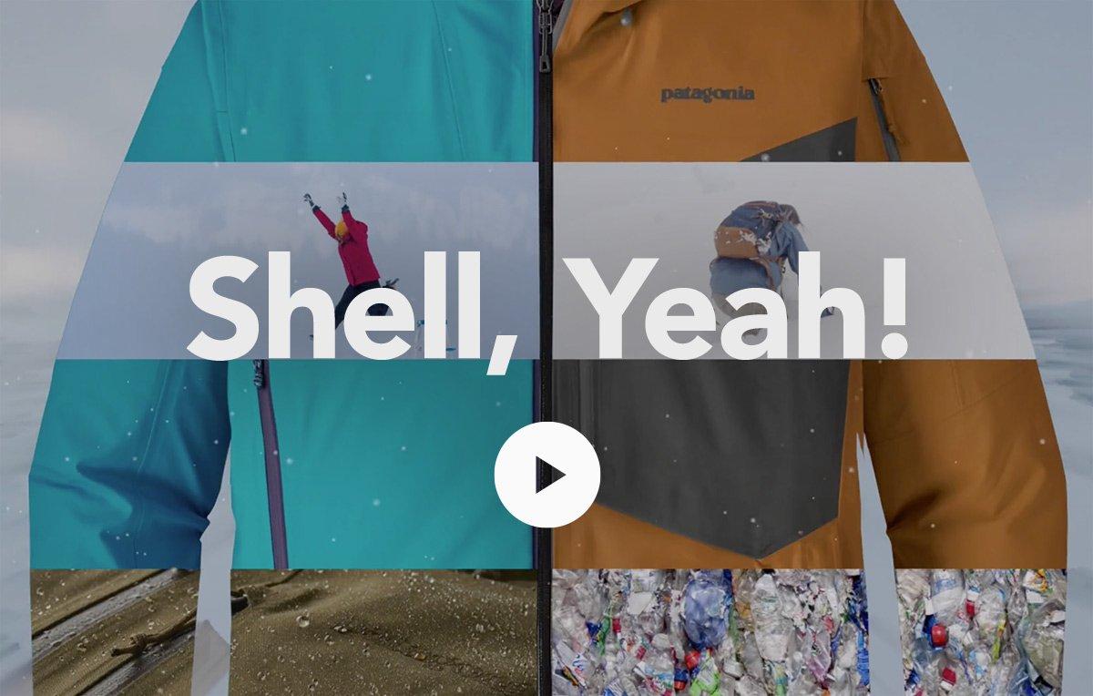 Patagonia Responsible Shells