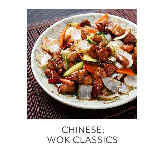 Class: Chinese • Wok Classics