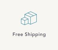 Free Shipping.