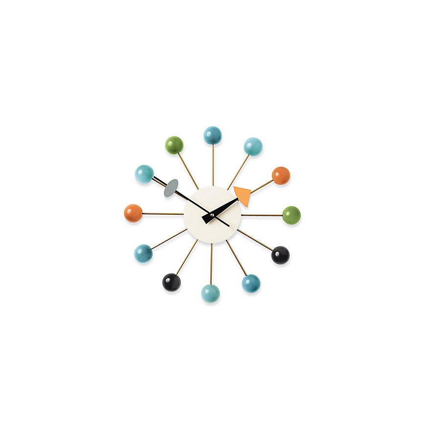 Nelson™ Ball Clock