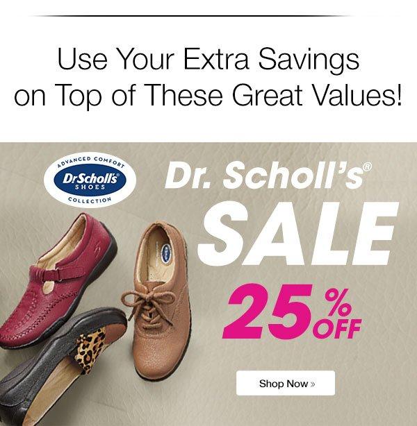 Shop Women's Dr. Scholl's SALE 25% OFF