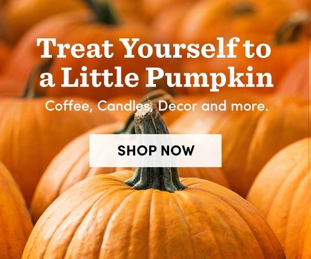 Treat Yourself To A Little Pumpkin›