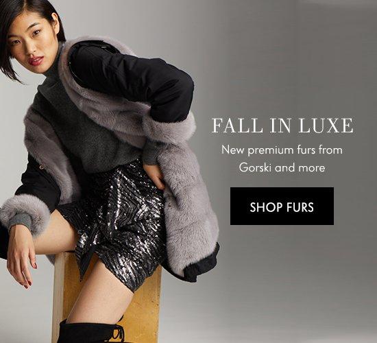 Shop Furs