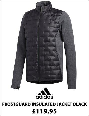 FrostGuard Jacket Black