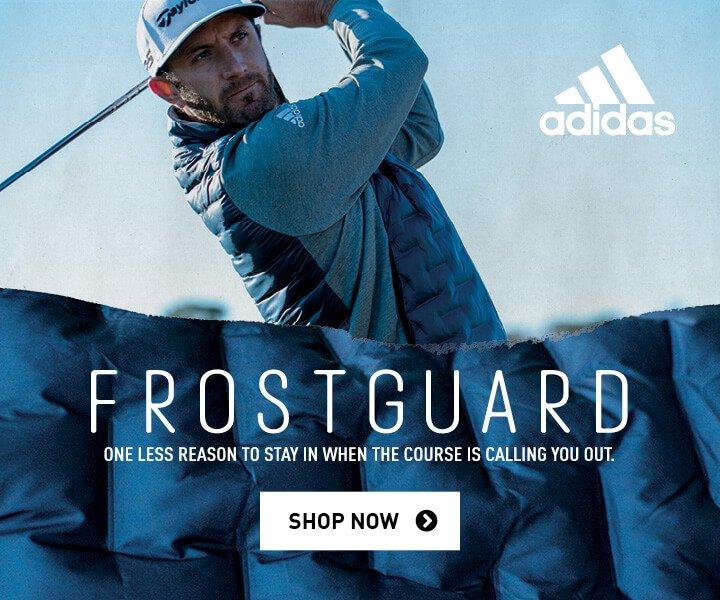 Introducing adidas FrostGuard