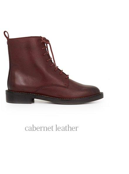 cabernet leather