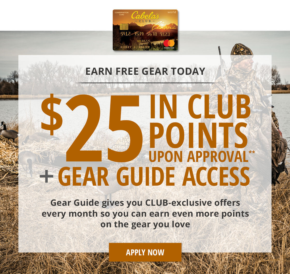 EARN UP TO $100 IN CLUB POINTS - GET $25 IN CLUB POINTS FOR EVERY $250 SPENT*