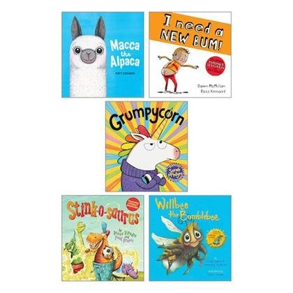 Scholastic Bestsellers Picture Books