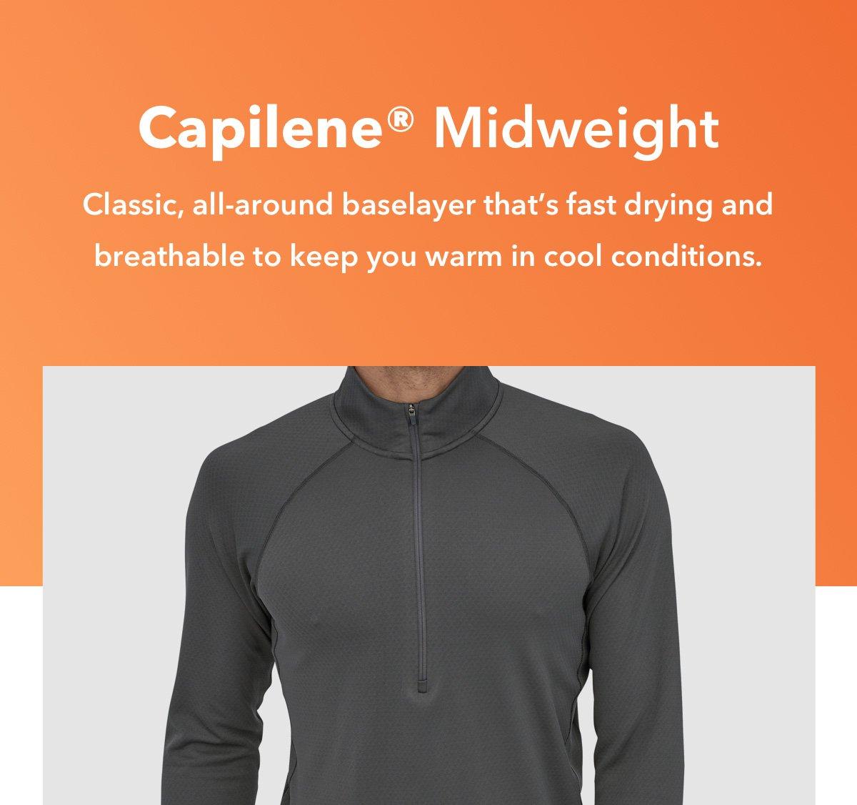 Patagonia Capilene® Midweight Men's
