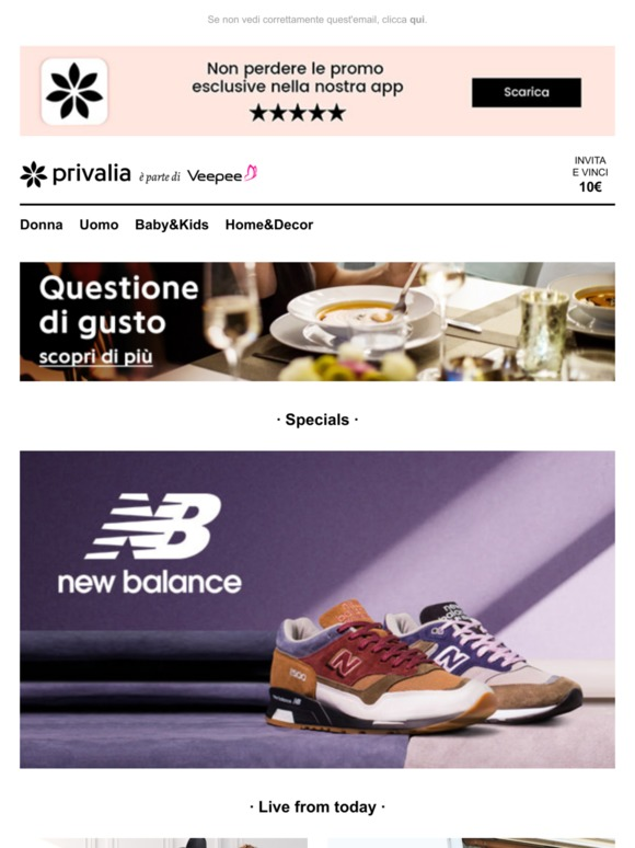 new balance offerta privalia Shop Clothing & Shoes Online