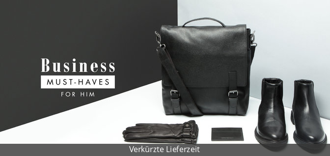 Business Must-haves for Him
