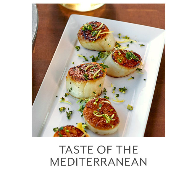 Class: Taste of the Mediterranean