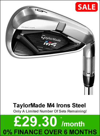 TaylorMade M4 Irons
