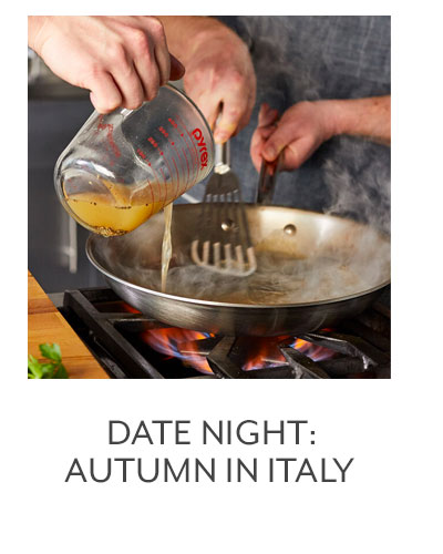 Class: Date Night • Autumn in Italy