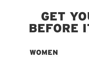 WOMEN BEFORE ITS GONE