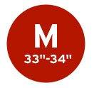 MEN | M | 33-34