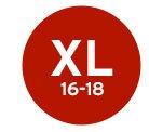WOMEN | XL | 16-18