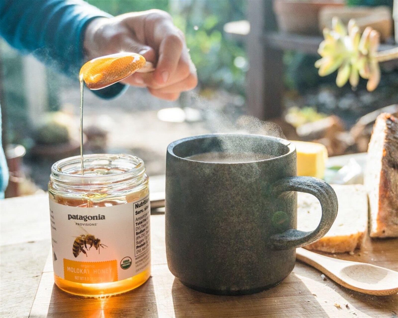 Organic Moloka'i Honey Image