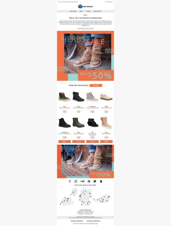 Blue Tomato : Schuhe im ?? Herbst Sale | Milled