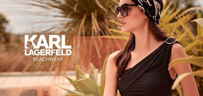 KARL LAGERFELD - Beachwear