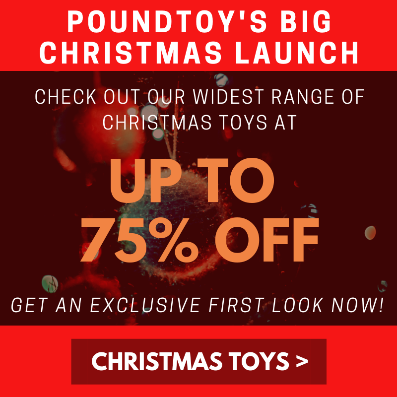 Christmas Launch at PoundToy