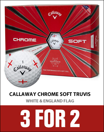 Callaway Truvis White/England