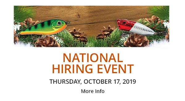 Holiday Hiring Event