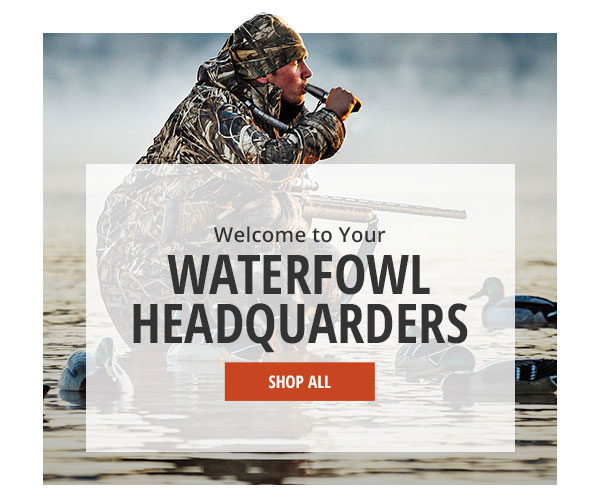 Your Waterfowl Headquarters