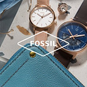 Fossil - Jewellery & Watches