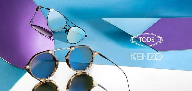 Tod's + Kenzo - Eyewear