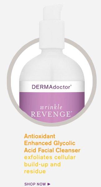 Wrinkle Revenge Facial Cleanser