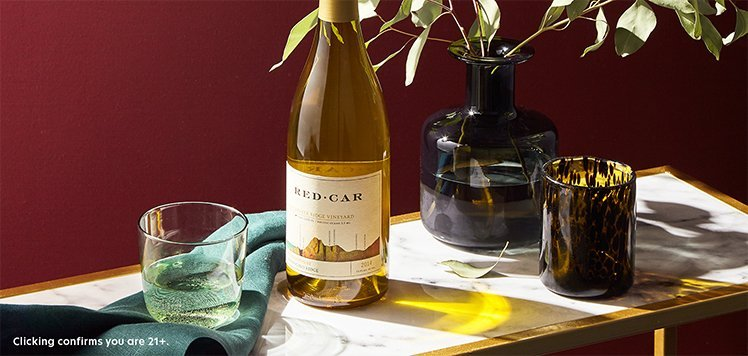 92-Point Limited-Production Chardonnay From Red Car Wine