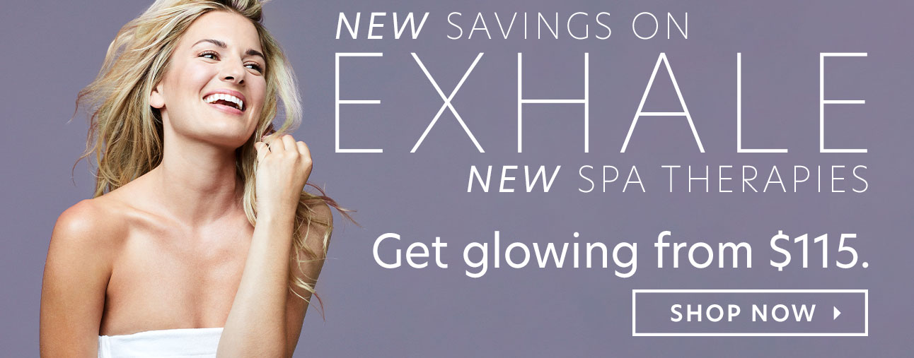 Get glowing from $115