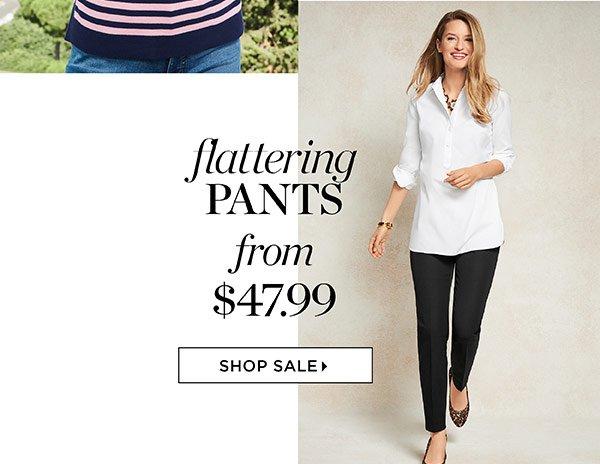 Shop Sale Pants