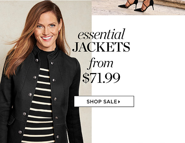 Shop Sale Jackets