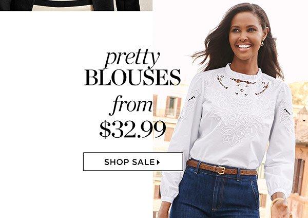 Shop Sale Blouses