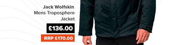 Simply Hike: Outwit The Weather NEW Jack Wolfskin | Milled