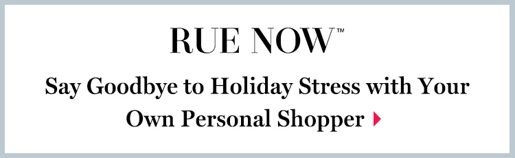 Say Goodbye to Holiday Stress with Your Own Personal Shopper