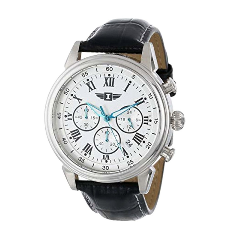 Invicta I by Invicta Mens Quartz Chronograph White Dial Model - IBI-90242-002
