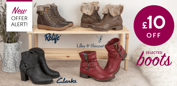 £10-off-Selected-Boots