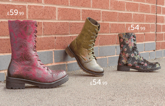 Shop-Womens-Lace-Up-Boots