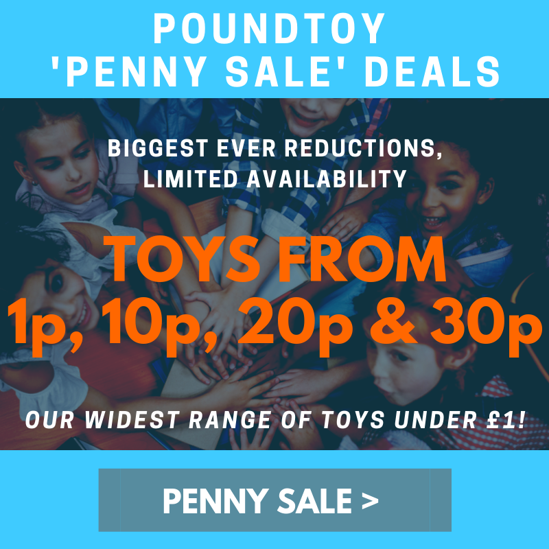 Huge Penny Toy Deals