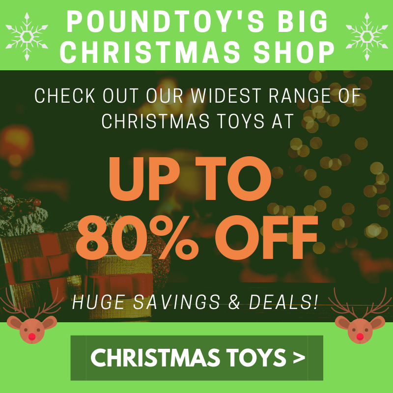 Christmas Toys at PoundToy