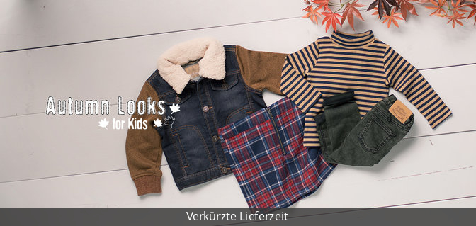 Autumn Looks for Kids