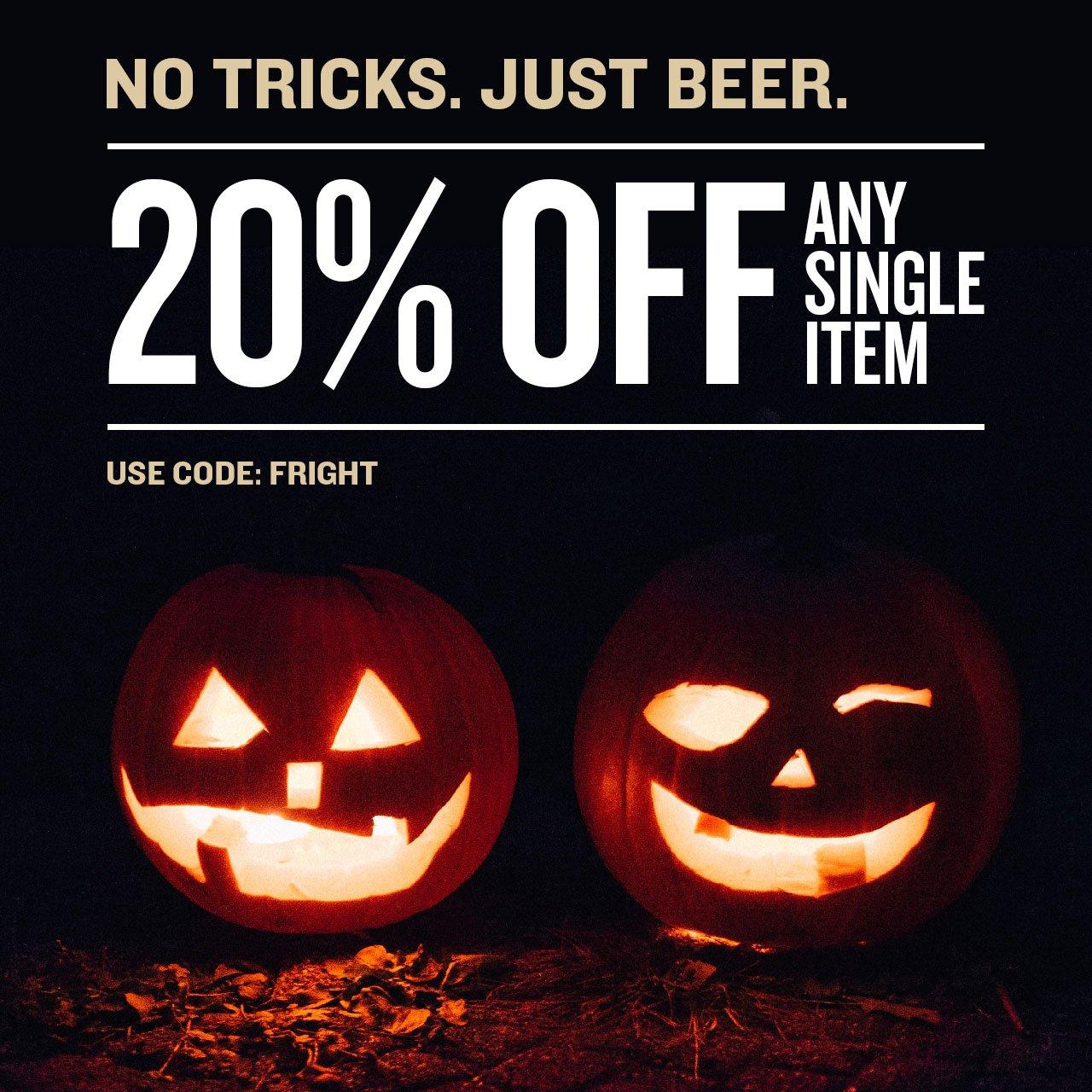 20% Off A Single. Shop Now >