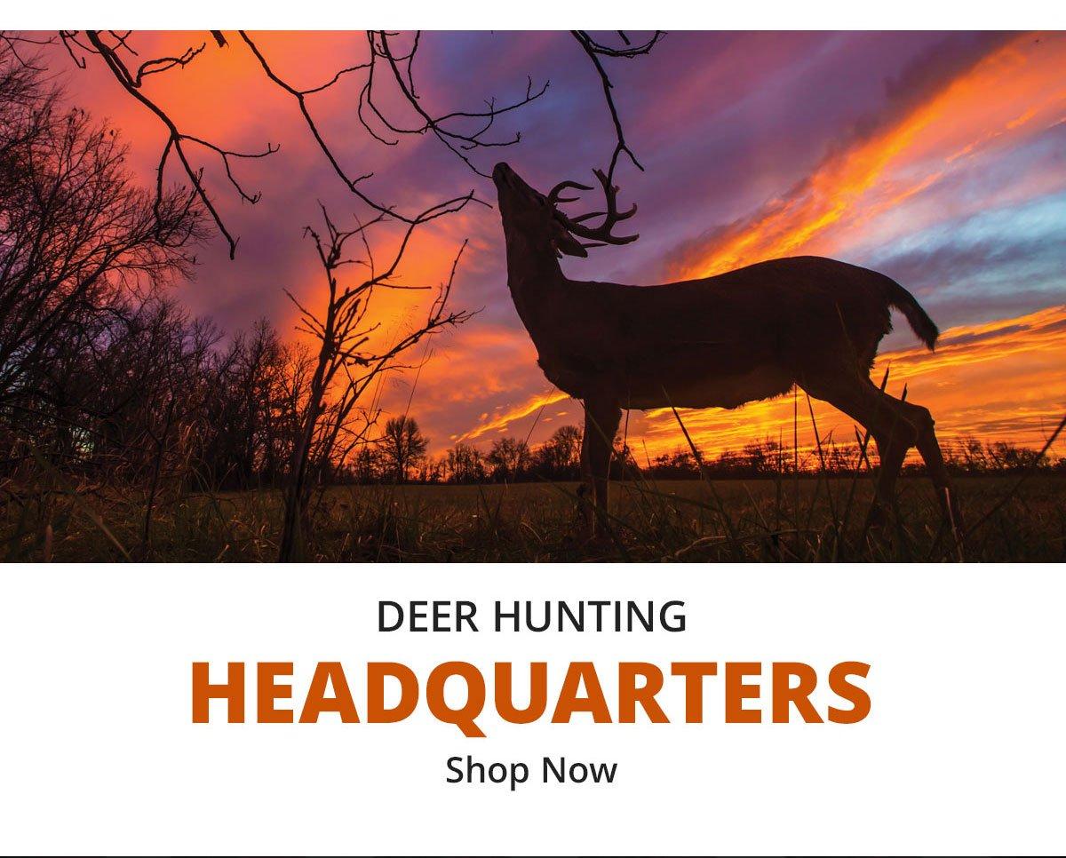 Deer Hunting Headquarters
