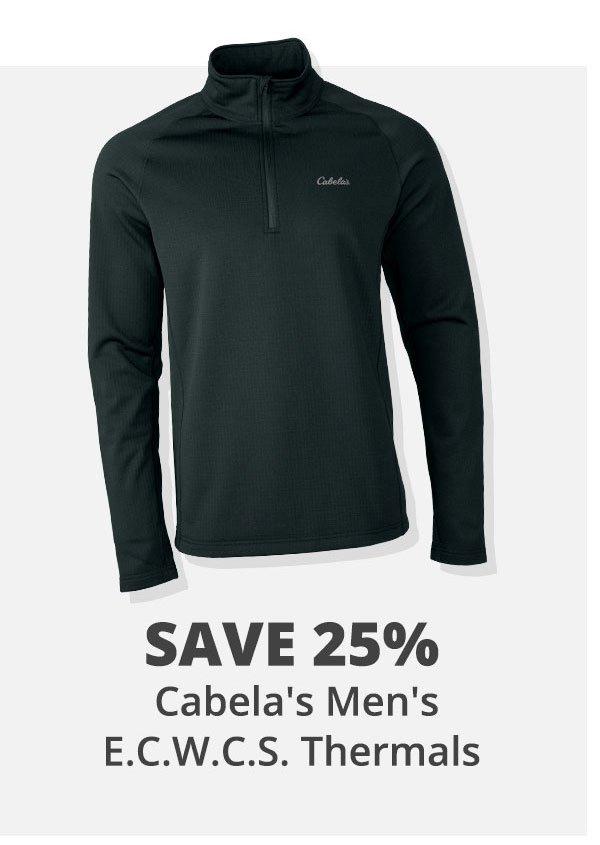 Cabela's Men's ECWCS Thermals