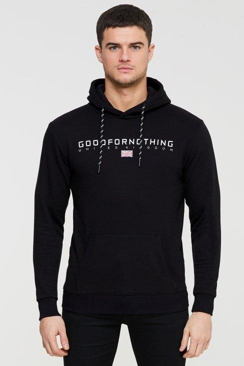 Technical Black Hood